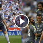 Cristiano Ronaldo Hat-Trick vs Espanyol – LaLiga 2015