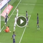 Does Isco Shot Cross the line - Real vs Malaga