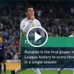 Champions League records