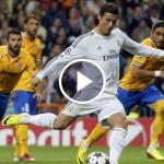 Real Madrid penalties