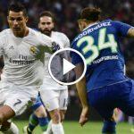 Cristiano Ronaldo record against Bundesliga teams