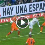 Real Madrid vs Valencia Live