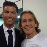 Ronaldo will end career at Real Madrid, says former teammate Salgado