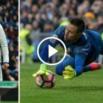 Cristiano Ronaldo vs Diego Alves: Does CR7 dislike the goalkeeper?