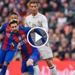 Best of Ronaldo at Camp Nou Destroying Barcelona [WATCH]