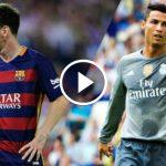 Cristiano Ronaldo Destroying Messi: AMAZING COMPILATION